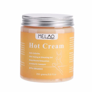 Cellulite Cream - 250g Body Slimming Firming Cream Fat Burner Hot Cream for Tightening Skin Body Shaper Full body Weight loss