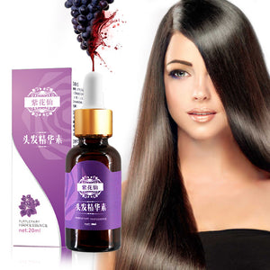 Grape Seed Hair Growth Essential Oils Hairdressing