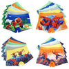 4pcs/lot Boys Baby Boy Children Underwear Boxers Underpants Kids Panties Panty Briefs Infant Teenagers 3-8Y