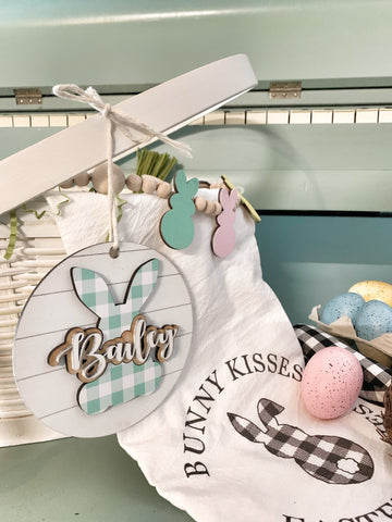 Easter Basket Custom Name