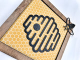 Honeycomb Sign