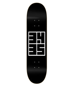 Brand Logo Deck - Black