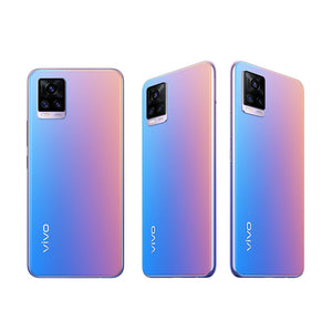 vivo V20 Sunset Melody blue
