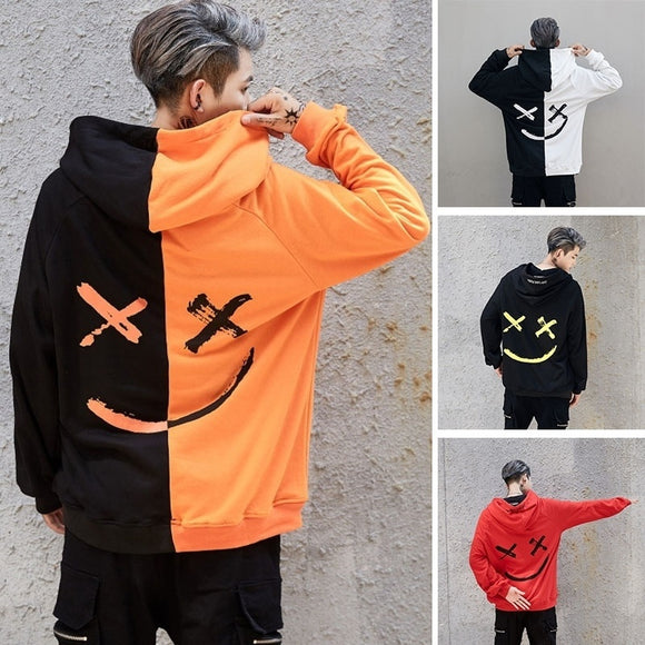 2018 New Fashion Marshmello Hoodie DJ Oversize Tops Music EDM Mosaic Sweatshirt Jumper Pullover