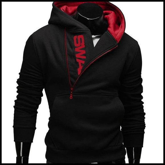 Jamickiki 2018 Brand Swag Pullover Hoodies Hooded Men Hoodies Fleece Warm Pullovers Sweatshirts Quality Cotton Mens Hoodies Jack