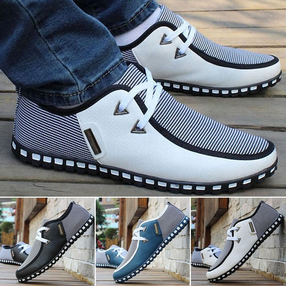 2017 Fashion Man Sneakers Canvas Shoes Daily Casual Shoes Spring&Autumn Sport Shoes
