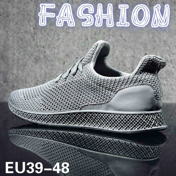 New Men's Fashion Sneakers Outdoor Casual Breathable Running Shoes