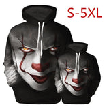 Autumn Fashion Men's Sweatshirts 3d Print Hooded Hoodies Casual Baseball Uniform Hoody Pullover Tops with Pocket