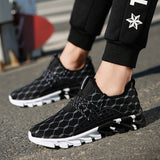 Men Fashion Sport Outdoors Running Shoes