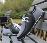 Men's  Summer Fashion Casual Canvas Sneaker Shoes Ultralight Flattie Breathable Shoes