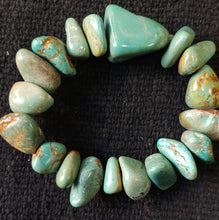 Load image into Gallery viewer, Genuine Turquoise Bracelet