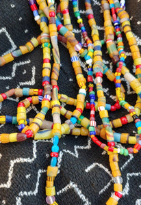 Afrocentric Sandcast Necklace