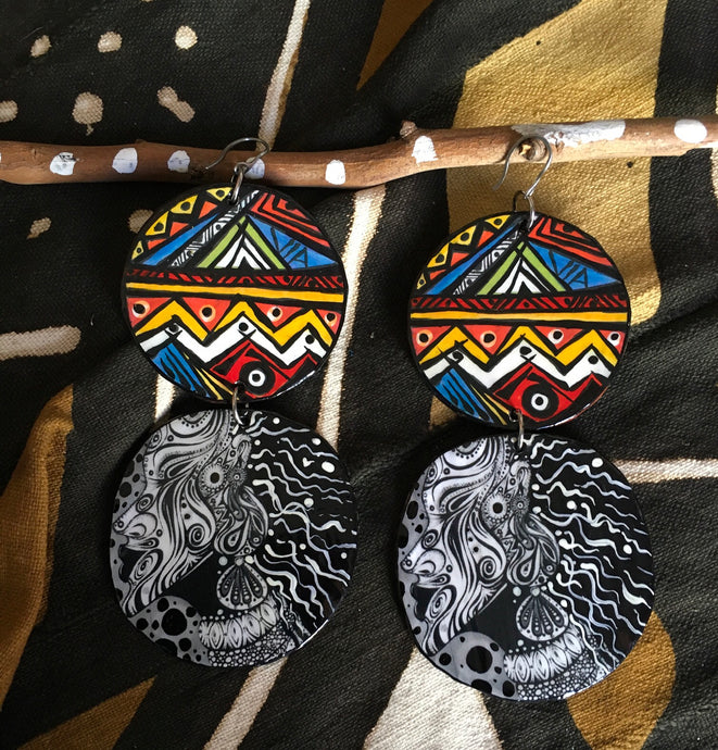 Earrings Via Wearable Art Earrings