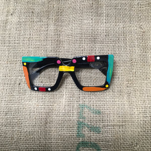 Hand Painted Fashion Glasses