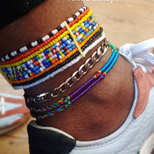 Load image into Gallery viewer, African Anklet