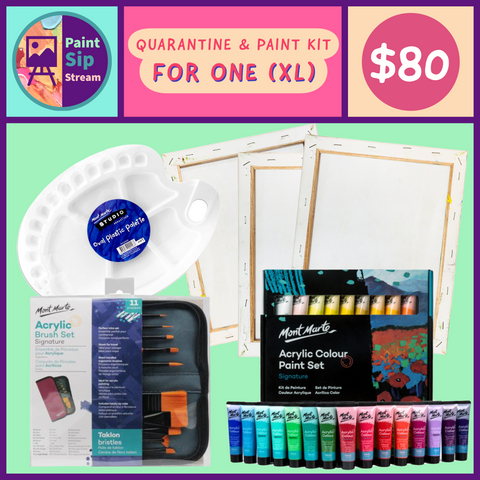 Quarantine & Paint Kit - For One XL