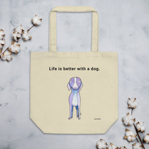 Paws for Giving Eco Tote Bag