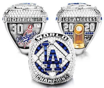 2021 Los Angeles Dodgers World Series Championship Ring