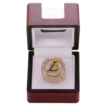 2021 Los Angeles Lakers Championship Ring Official Style
