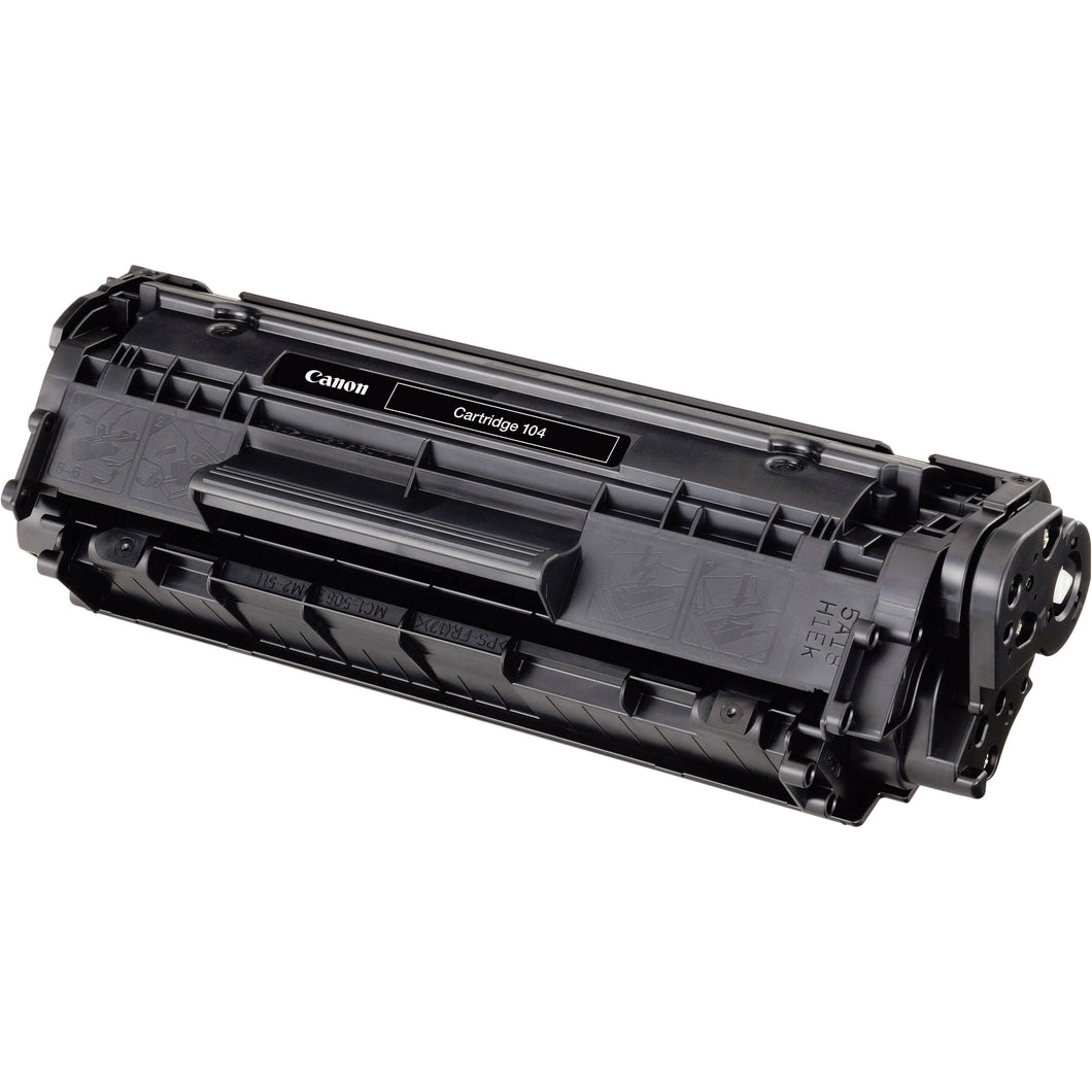 Canon 104 Toner Cartridge, Black, Compatible