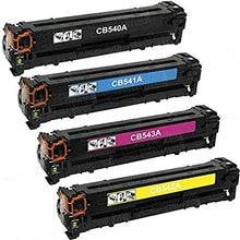 Load image into Gallery viewer, HP 125A Toner Cartridge Combo BK/C/M/Y