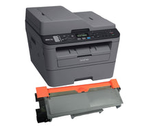 Load image into Gallery viewer, Brother MFC-L2700DW Printer Toner Cartridge, Black, Compatible, New