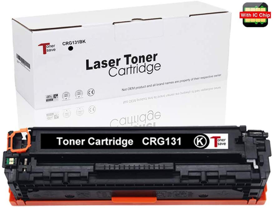 Canon 131 Black Toner Cartridge