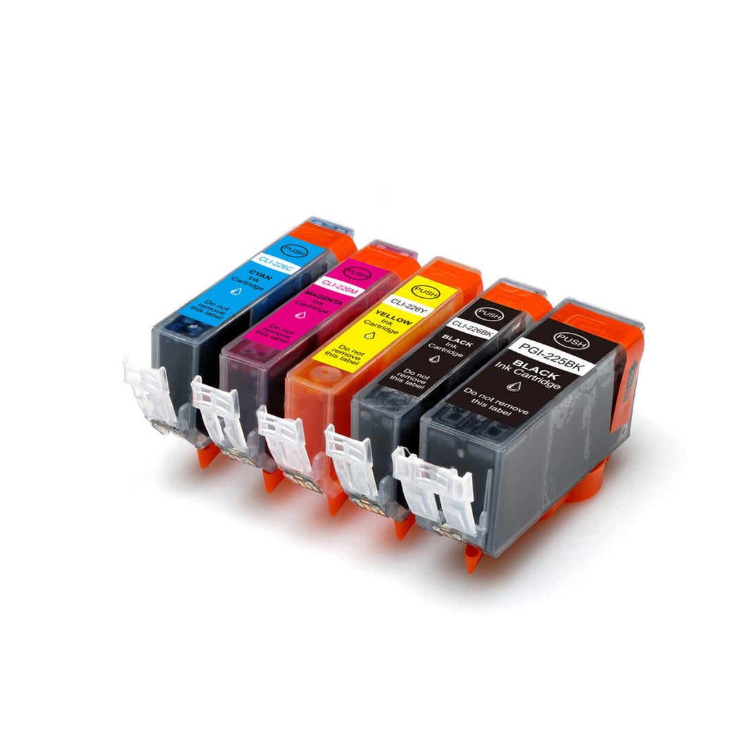 Canon PGI225 CLI226 Compatible Ink Cartridge Combo