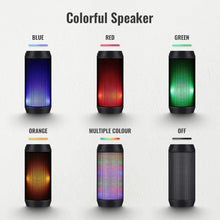 Load image into Gallery viewer, Portable Wireless Bluetooth Speaker with Microphone