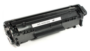HP LaserJet 1012 Toner Cartridge, Black, Compatible