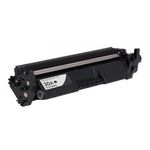HP 30A Toner Cartridge, CF230A, Black