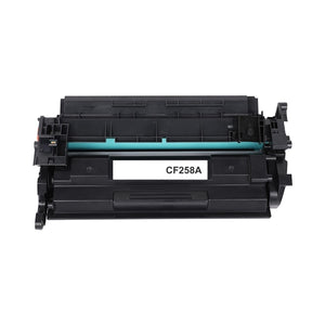HP LaserJet Pro M404dn Black Toner Cartridge, No Chip