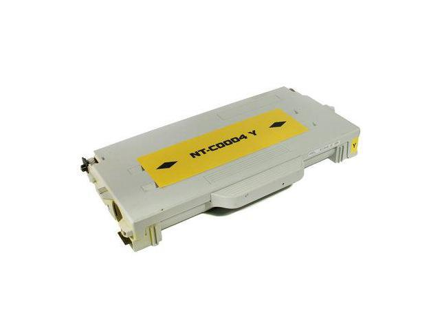 Brother TN04Y Remanufactured Yellow Toner Cartridge