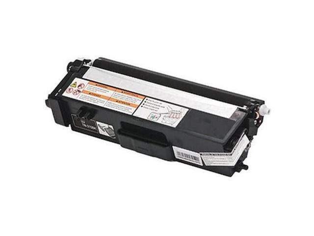 Brother TN315BK Toner Cartridge, TN315 Black High Yield, Compatible