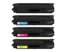 Load image into Gallery viewer, Brother TN336 Toner Cartridge Combo BK/C/M/Y