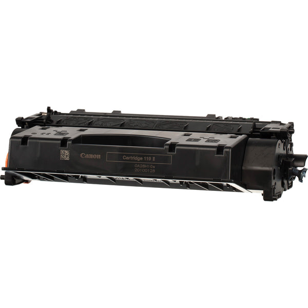 Canon 119 II Toner Cartridge, High Yield, Compatible, Black