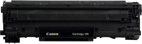 Canon 128 Toner Cartridge, Black, Compatible, New