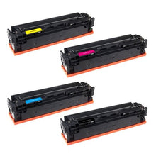 Load image into Gallery viewer, HP 204A Toner Cartridge Combo BK/C/M/Y