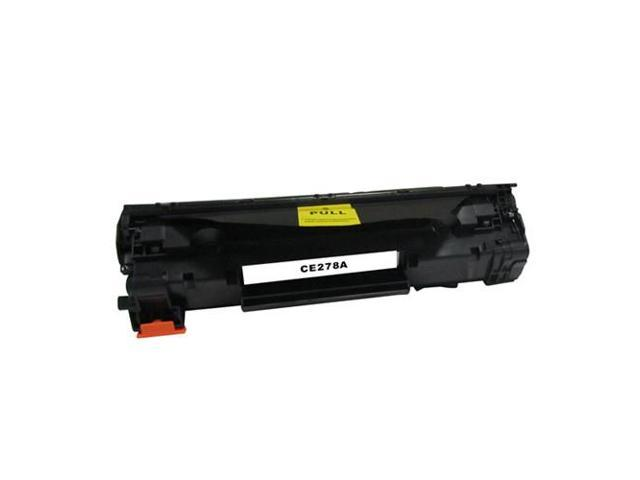HP 78A Toner Cartridge, CE278A, Black Compatible