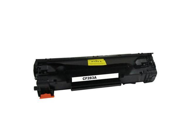 HP 83A Toner Cartridge, CF283A, Black Compatible, New
