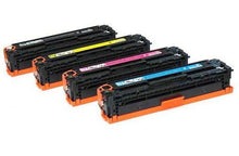 Load image into Gallery viewer, HP 128A Toner Cartridge Combo BK/C/M/Y
