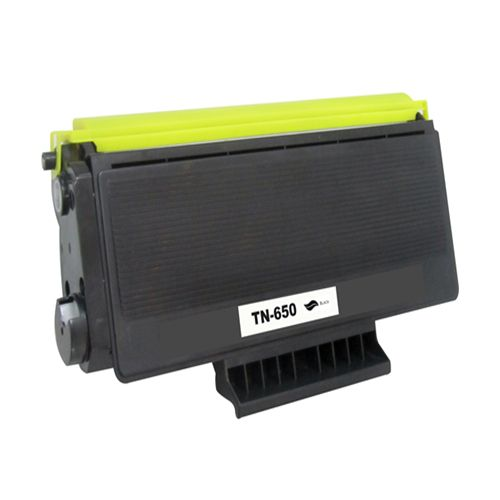 Brother TN650 Toner Cartridge, Compatible, Black