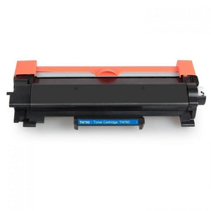 Brother DCP-L2550DW Printer Toner Cartridge, Black, Compatible, New