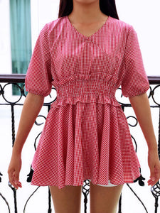 Lovely Princess Top Dress