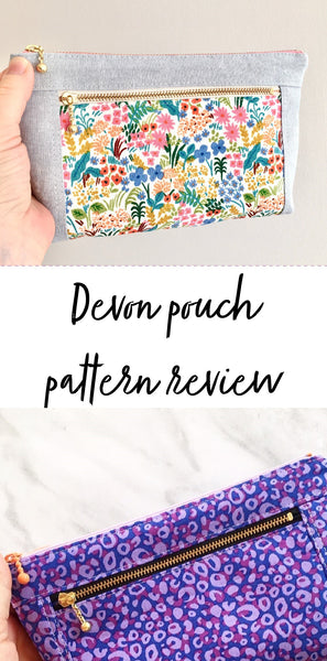 Devon pouch review and spotlight