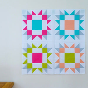modern solids patchwork - Array