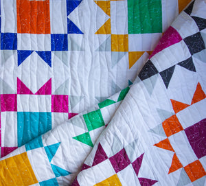 modern quilt pattern - Array