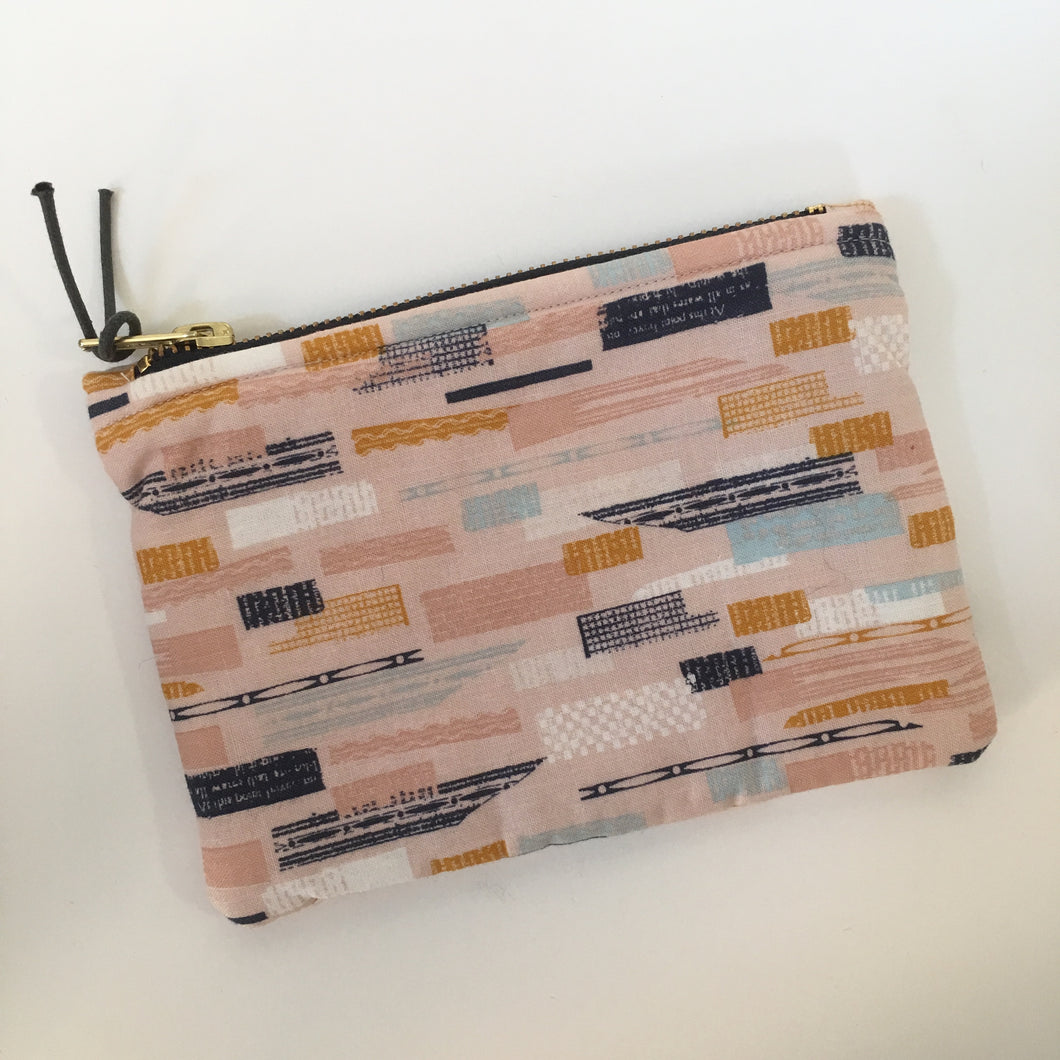 Dashwood zip pouch