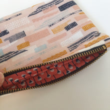 Load image into Gallery viewer, Dashwood zip pouch