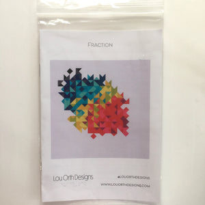 Fraction Paper pattern (x 5) wholesale